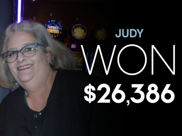 Judy - Won $26,386