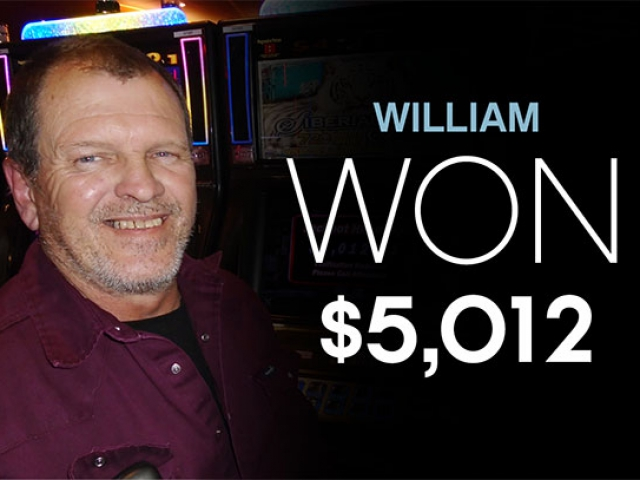 William - Won $5,012