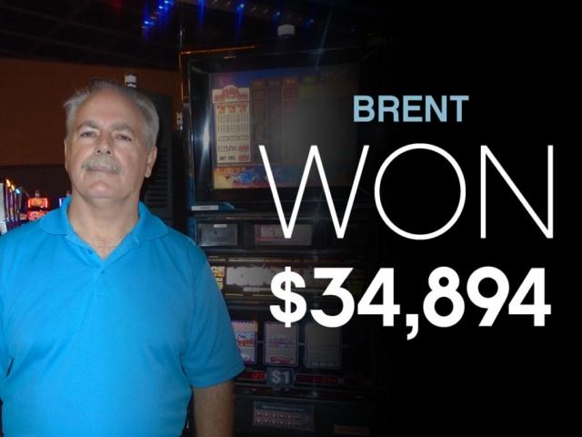 Brent-Won $34,894