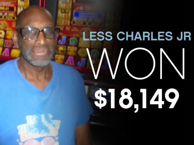 Less Charles-Won $18,149